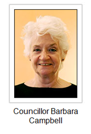 Cllr Barbara Campbell