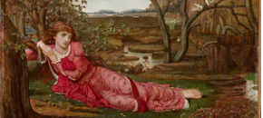A Song without Words, J.M. Strudwick