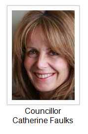 Cllr Catherine Faulks