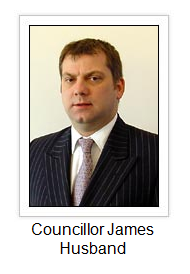 Cllr James Husband