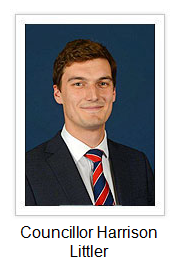 Cllr Harrison Littler
