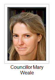 Cllr Mary Weale