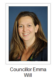 Cllr Emma Will